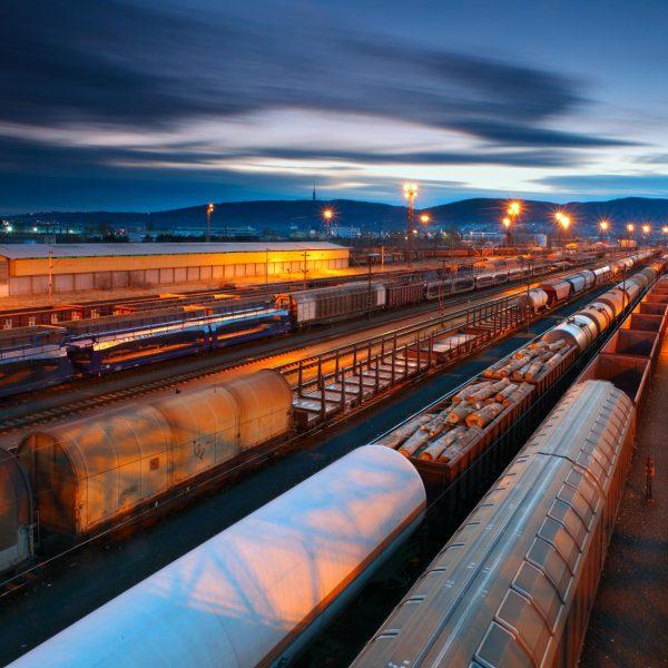 Rail Freight Long Distance